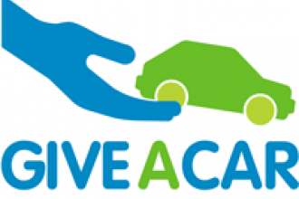GIVE A CAR logo