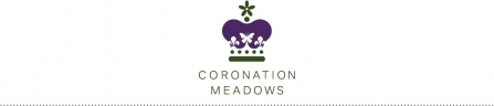 Coronation Meadows logo